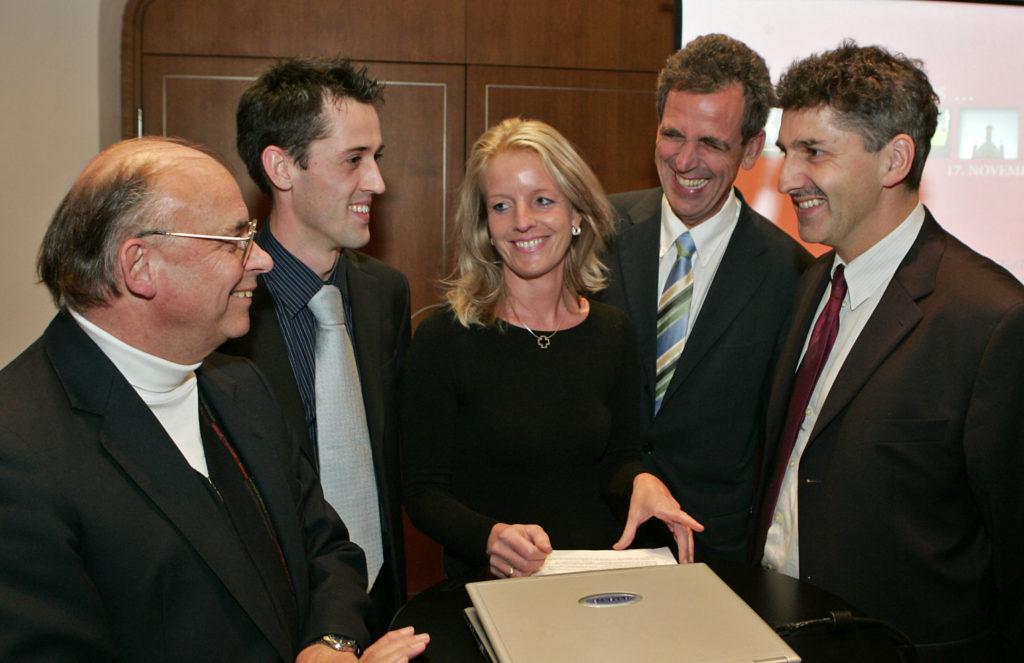 Gründung der Initiative Gebet Allgäu 2005
